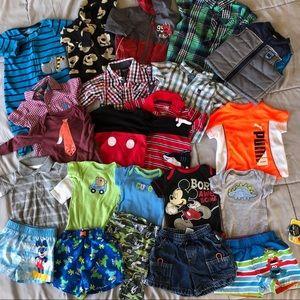 3-6M Baby Boy Bundle Clothes